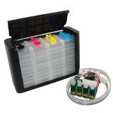 Sistema Continuo Para Epson Cx7300 C92 C67 C87 Cx5600