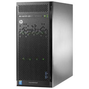 Servidor Hp Proliant Ml110 G9 Xeon Octa Core 1tb Y 8gb Ram