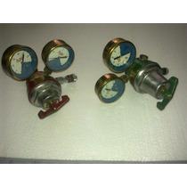 Manómetros Oxígeno Y Acetileno Op4