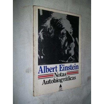 Livro- Albert Einstein - Notas Autobiográdas - Frete Gratis