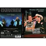 Dvd Lacrado + Cd Fernando & Sorocaba Bala De Prata Ao Vivo