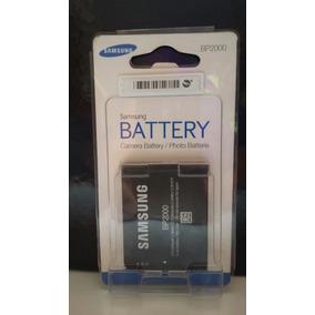 2 Baterias Mais 1 Carregador Modelo Bp 2000 Samsung