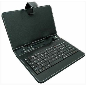 Capa Case Teclado Usb Tablet 7 Dl Cce Phaser Asus