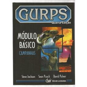 Gurps Edicao 04 - Devir - Gibiteria Bonellihq Cx373 A17