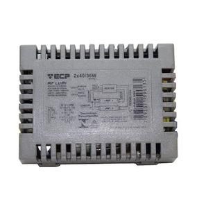 Reator Eletrônico 2x40/36w Ecp