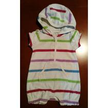 Jumpsuit Para Bebé Niña Talla 0-3 Meses, Babygap