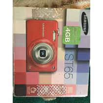 Cámara Digital Samsung St65 14.2 Megapixeles