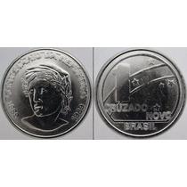 Moeda 1 Cruzado Novo 1989 - Centenário Da República