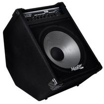 Cubo Para Baixo Master Slap 250 Amplificador 225w 15