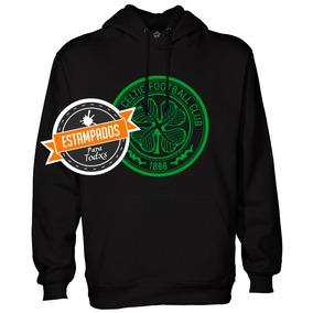 Celtic Fc Escocia Poleron Estampado Varios Colores Y Tallas
