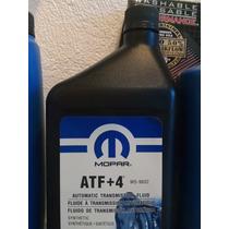 Aceite Mopar Atf4 Atf+4 Sintetico 1qt Transmision Chrysler