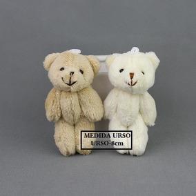 Chaveiro Mini Ursinhos(8cmts)-consultar Valor Do Frete