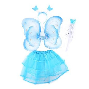 disfraz para nia alas de la mariposa de hadas del vestido