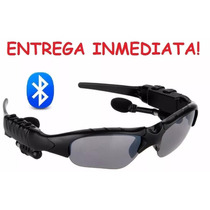 Lentes Con Bluetooth Manos Libres Audifonos Mp3 Mp4