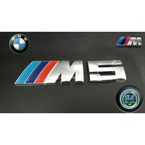 Emblema /// M5 Bmw Cajuela Autoadherible 3m Serie 5