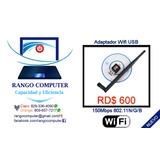 Adaptador/antena/receptor Wifi Usb Y Mini Usb Pc/laptop