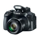 Camara Digital Canon Sx60hs 16 Megapixeles Color Negro