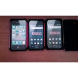 Forro Spigen Samsung Galaxy Ace S5830, Iphone 4s, Iphone 5