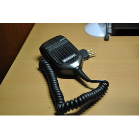 Micrófono-bocina Para Radio Portátil Icom Y Yaesu