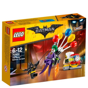 Brinquedo Lego Batman The Joker Ballon Escape 70900