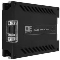 Modulo Amplificador Digital Banda Ice 2500 Rms Mono/stereo