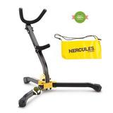 Suporte Hercules Sax Alto Sax Tenor Dobrável Portátil 5311