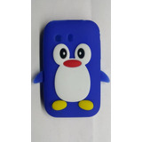 Protector Cover Silicona 3d Para Samsung Young S5360l
