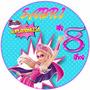 Barbie Super Princesa Candy Bar Golosinas Kit Imprimible