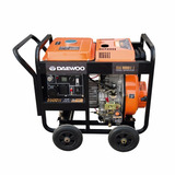 Grupo Electrogeno Diesel Trifasico Generador 7.25 Kva Daewoo