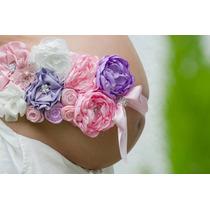 Hermosos Y Elegantes Cintos Sash De Maternidad