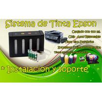 Sistema De Tinta Epson