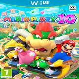 Oni Games - (sin Stock) Mario Party 10 Wii U