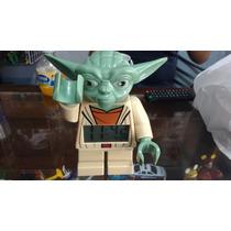 Oferta Y Gana Ya!!! Yoda Lego Reloj
