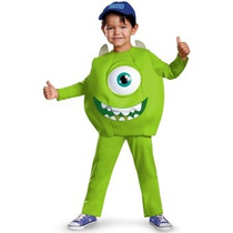 Disfraz De Mike De Monsters University Para Niñas