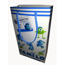 Bolsitas Monster University Personalizadas Golosineras