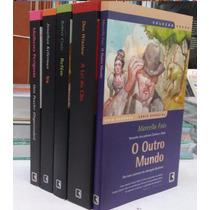 Kit 5 Livros Policiais Série Negra Editora Record