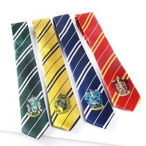 Corbata Harry Potter Hogwarts Casa Elige Modelo Gryffindor