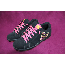 Zapatillas Dc Mujer Talle : Usa 8.5