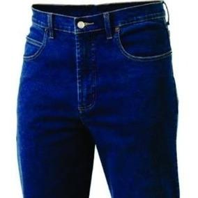 Calça Jeans Tradicional Tamanhos Grandes Do 48 Ao 54