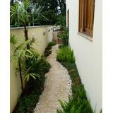 Forração Jardim Pedrisco Ouro Saco 40 Kg , Jardinagem