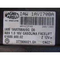 Iaw 1avi.70ba Módulo De Injeçao Volkswagen - Gol G3 1.0 16v