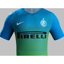 Jersey Inter De Milan 3er Uniforme