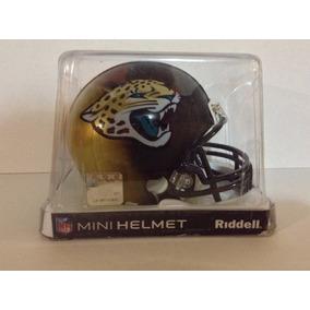 Casco Nfl Mini Helmets Riddell Jaguares De Jacksonville