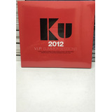 Cd Ku 2012 V.i.p Summer Sessions Nuevo Original