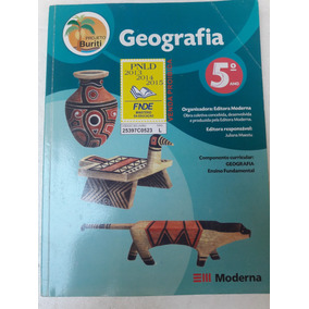Livro Geografia Projeto Buriti 5°ano = Sebocorrespondente