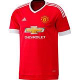 Camiseta Remera Manchester United Para Niño De Fútbol