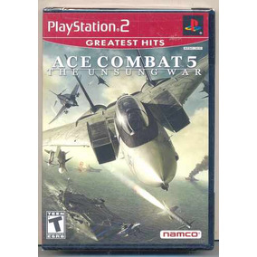 Ps2 Ace Combat 5 Nuevo Envio Gratis Nvd