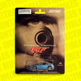 James Bond 007 Bmw Z3 Roadster Tipo Hot Wheels