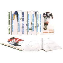 Manuales Del Entrenador De Fútbol 10 Vols + 10 Dvds Monsa