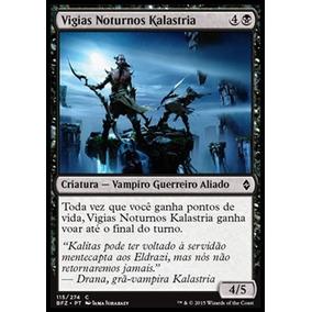 X4 Vigias Noturnos Kalastria / Kalastria Nightwatch